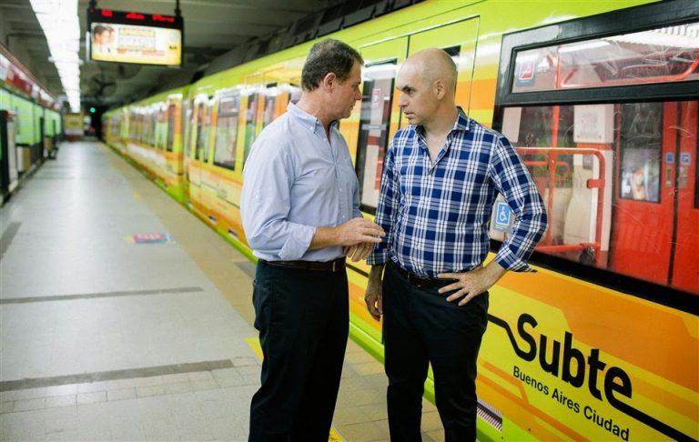 La crisis de la línea B es la principal herencia de la gestión de Piccardo en Subterráneos.