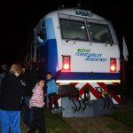 Chivilcoy pide trenes diarios a Buenos Aires