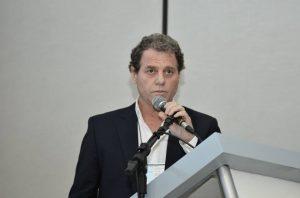 El presidente de SBASE, Juan Pablo Piccardo.
