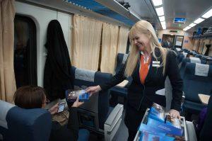 El personal del tren pertenece a la UEPFP