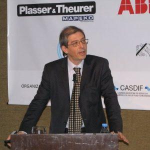 Spadotto, ex Techint y ex Alstom, flamante gerente de Compras y Contrataciones.