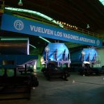 Fabricaciones Militares paraliza la producción de vagones nacionales
