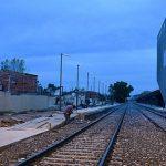 Construyen un segundo andén en la estación Rosario Sur