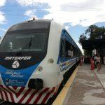 El Tren del Valle cumple un año y ya transportó a casi 300 mil personas