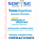 Sale Ferrocarriles Argentinos, entra Trenes Argentinos