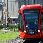 Desmantelarán el tranvía de Puerto Madero
