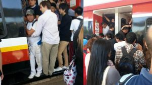 Desde mayo, los usuarios del Belgrano Norte enfrentan el colapso de los trenes. Ahora, recortarán más servicios.