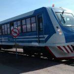 Destinarán un coche motor Materfer al servicio Salta - Güemes