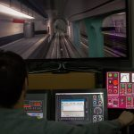 Avanza el desarrollo de los simuladores de conducción para el Subte