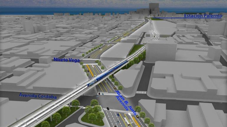 Resultado de imagen para obradores para la construcción de los viaductos de los ferrocarriles Mitre y San Martín