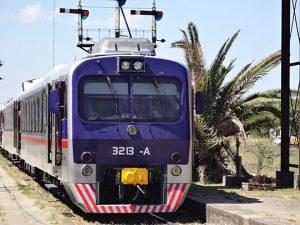 Uno de los Wadloper que TBA utilizaba para el Tren de los Pueblos Libres y el Gran Capitán.