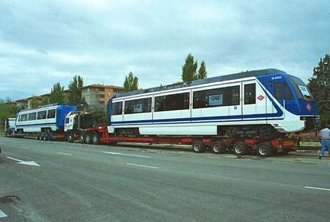 Sbase compra a metro madrid 73 coches usados caf 6000 para - Compra muebles usados madrid ...