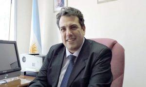 Fernando Barrera, director del Ente de la Ciudad.