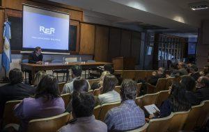 El ingeniero Bussi encabeza la primera reunión por la RER.
