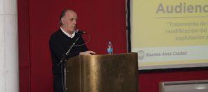 El Defensor del Pueblo de la CABA, Alejandro Amor, insistió sobre la necesidad de crear una tarifa integrada.