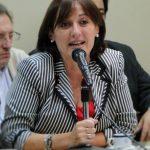 La diputada Ciciliani (PS - Santa Fe) acusó centralismo en la distribución de la obra pública.