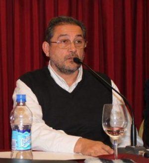 El ing. José Silva, dirigente de APDFA.