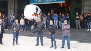 APDFA llevó adelante un paro la semana pasada ante despidos en el Belgrano Cargas, una de las empresas donde se iniciaría el ajuste.