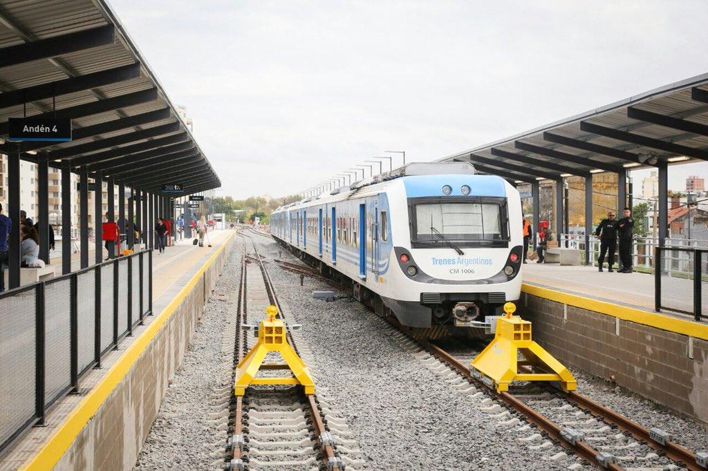Resultado de imagen para Vuelven a licitar el tramo Sáenz-Constitución del viaducto del Belgrano Sur
