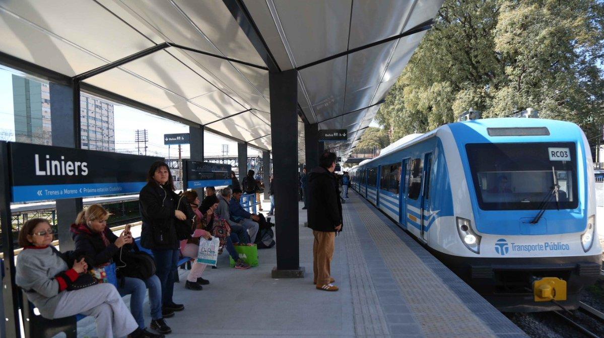 Los trenes en Buenos Aires no frenarán en todas las estaciones